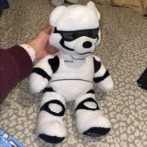 Build a Bear Stormtrooper